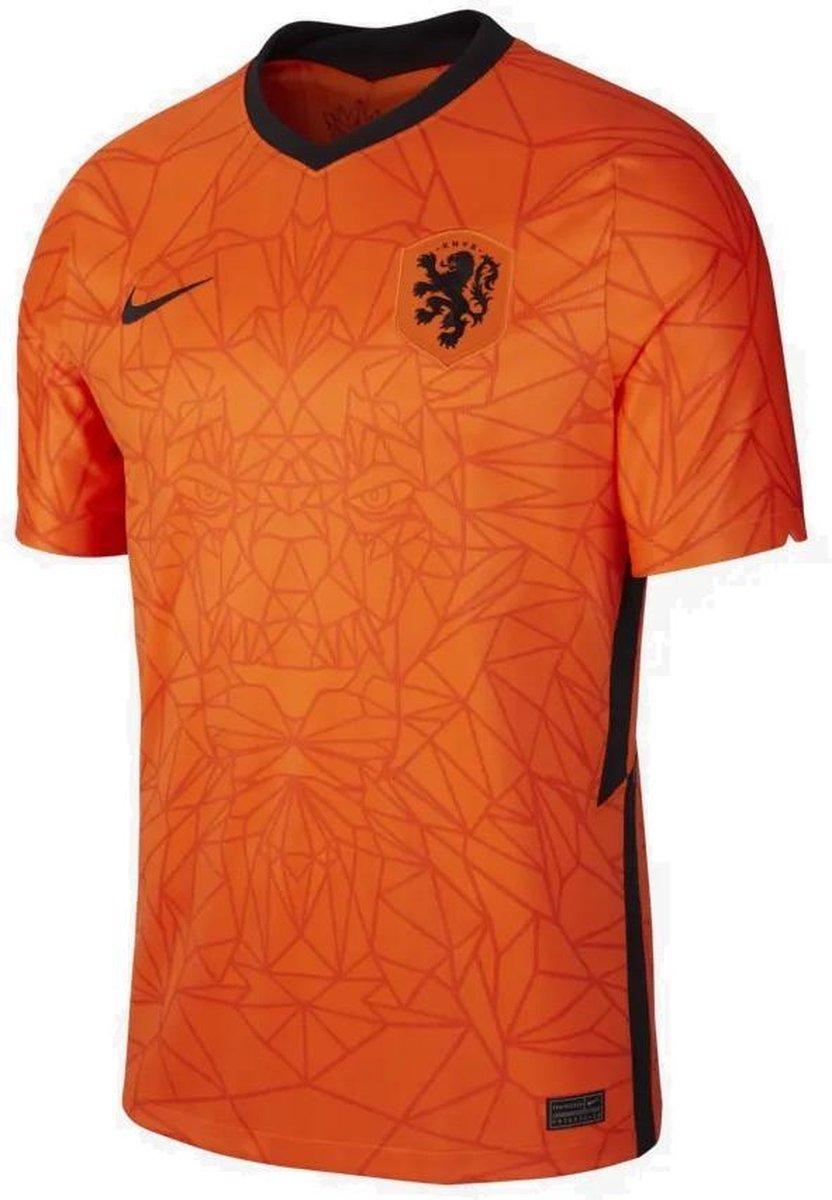 Nike Nederlands Elftal Thuisshirt 2020-2022 Kids - Maat 140