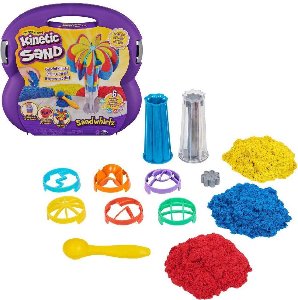 Kinetic Sand Sandwhirlz Set 907gr