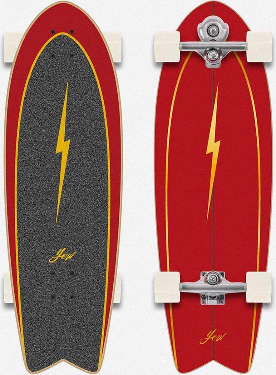 YOW Pipe surfskate 32