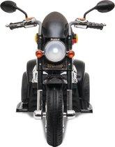 Kijana elektrische kindermotor - Mini Harley - 6V accu - Zwart