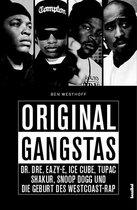 Boek cover Original Gangstas van Ben Westhoff (Onbekend)