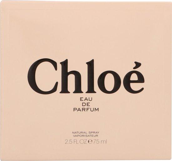 Chloé Chloé 75 ml – Eau de Parfum – Damesparfum