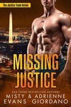 Omslag Missing Justice