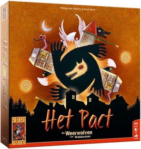 Afbeelding van het spel 999 Games - Weerwolven van Wakkerdam - Het pact