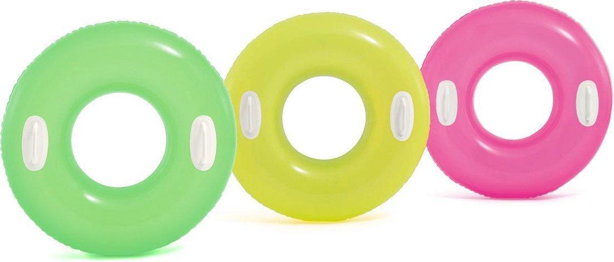 Intex Hi-Gloss - Zwemband - 76 cm