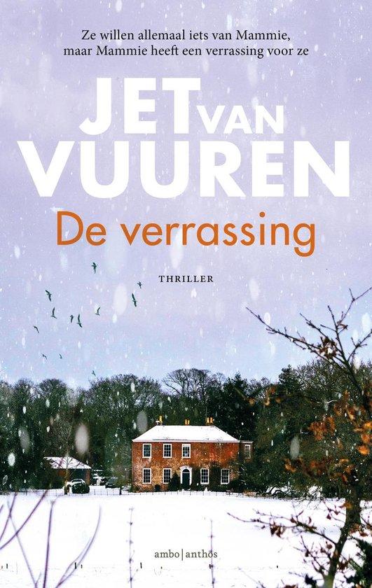 Boek cover De verrassing van Jet van Vuuren (Paperback)