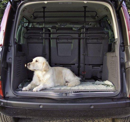 Hondenrek auto (85-140*75-110)