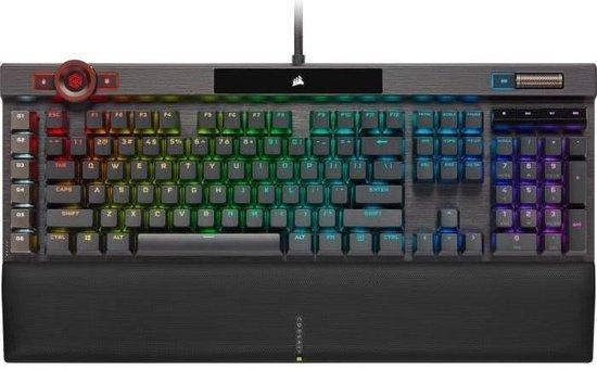 CORSAIR K100 RGB optisch-mechanisch gamingtoetsenbord (CH-912A014-FR)