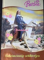 Barbie boeken - AVI E4 - Barbie Geheimzinnige schilderijen