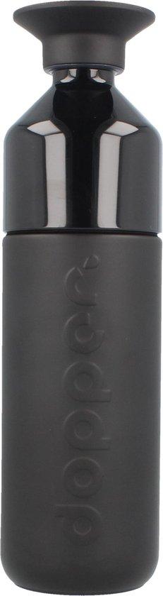 Dopper Insulated Drinkfles - Blazing Black