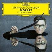 CD cover van Víkingur Olafsson: Mozart & Contemporaries van Vikingur Olafsson