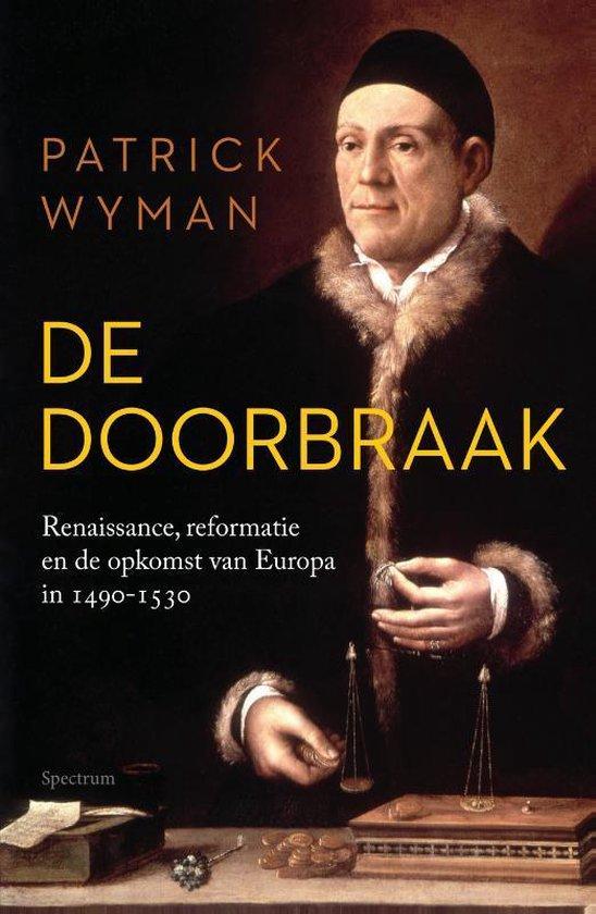 Boek cover De doorbraak van Patrick Wyman (Hardcover)