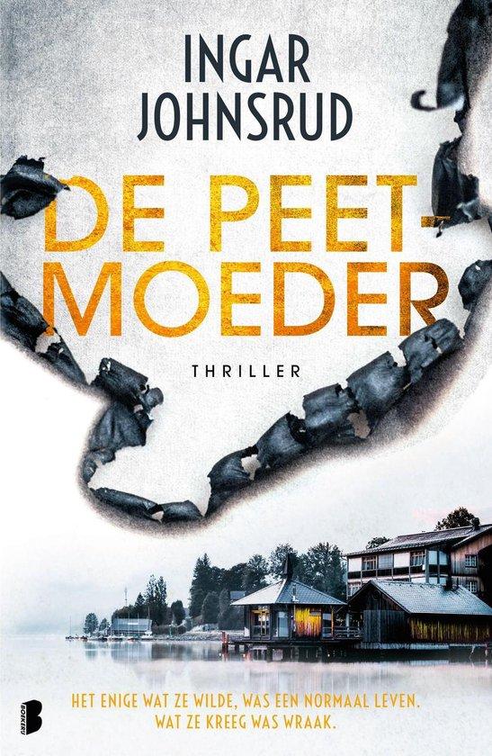 Boek cover De peetmoeder van Ingar Johnsrud (Onbekend)