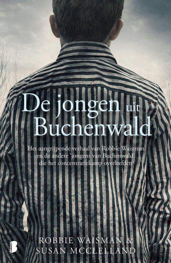 Boek cover De jongen uit Buchenwald van Robbie Waisman (Onbekend)