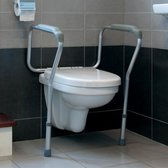 Toiletbeugel - Toiletsteun Liddy - Montage zonder boren