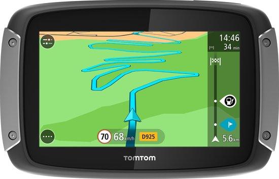 Rider 50 - Motornavigatie - West-Europa