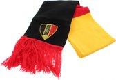 België WK - Sjaal - Rood/Geel/Zwart