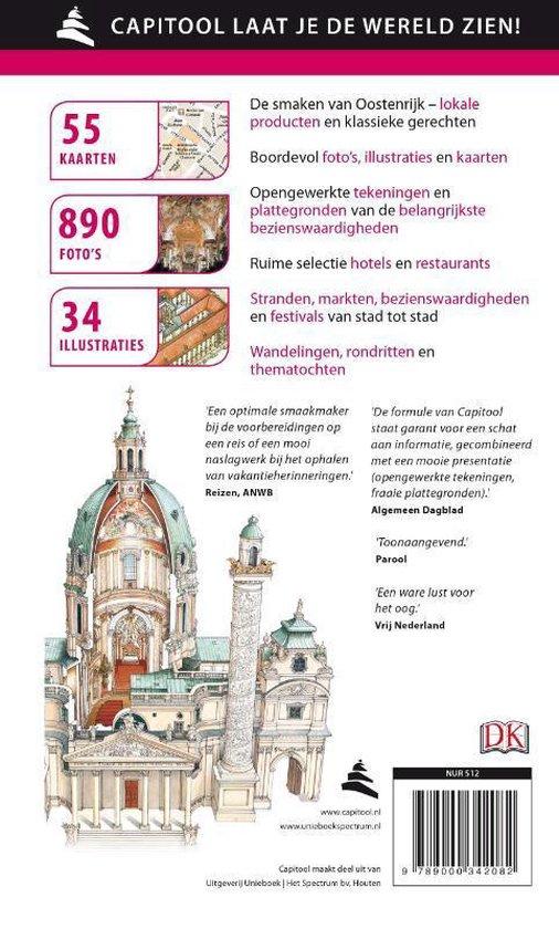 Capitool reisgids - Oostenrijk - Capitool