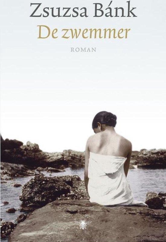 Cover van het boek 'De zwemmer'