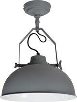 Urban Interiors Urban Plafondlamp Grijs - Poedercoating - Ø30
