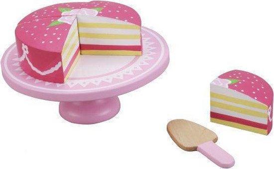 Prinses Taart - Roze   bol.com