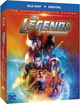 DC Legends Of Tomorrow - Seizoen 2 (Import met NL)