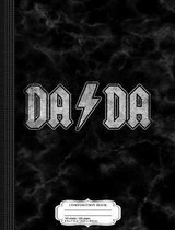 Dada Composition Notebook