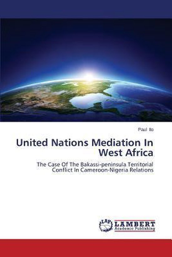 United Nations Mediation in West Africa