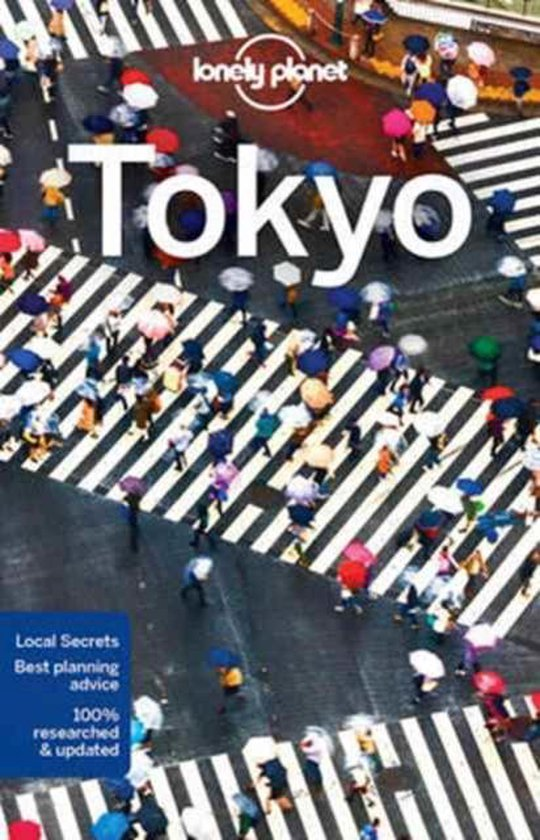 Lonely Planet Tokyo - Lonely Planet