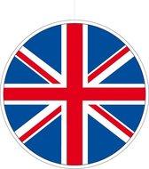 UK/Union Jack hangdecoratie 28 cm