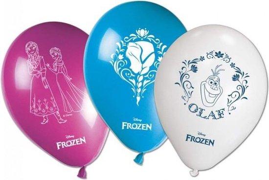 Frozen 8 stuks gemengde kleuren