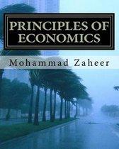 Boek cover Principles of Economics van Dr Mohammad Zaheer