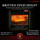 Choral Works With Orchestra