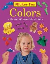 Sticker Fun - Colours