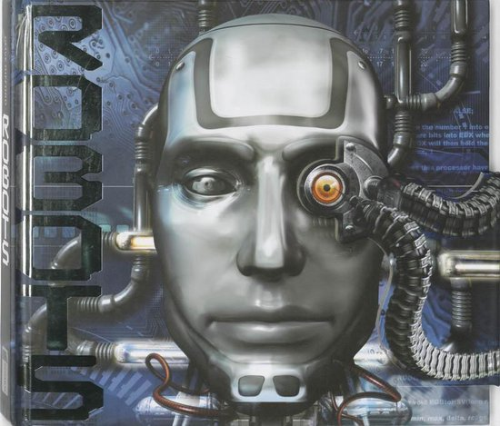 Robots - Clive Gifford  