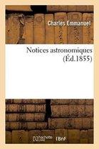 Notices astronomiques