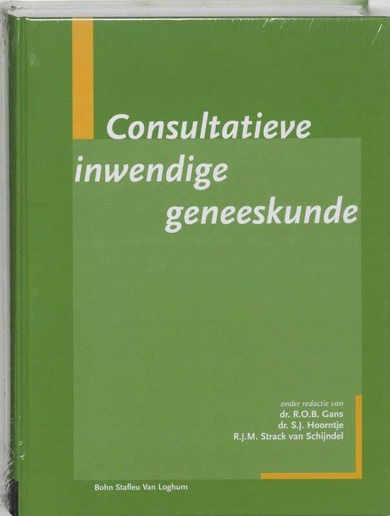 Consultatieve inwendige geneeskunde - Gina Doedens |