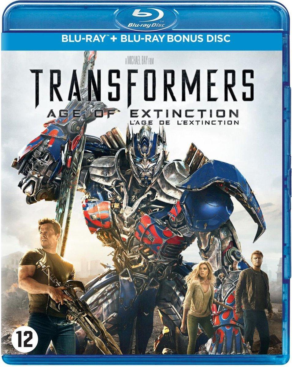 Transformers: Age of Extinction (Blu-ray) - Film
