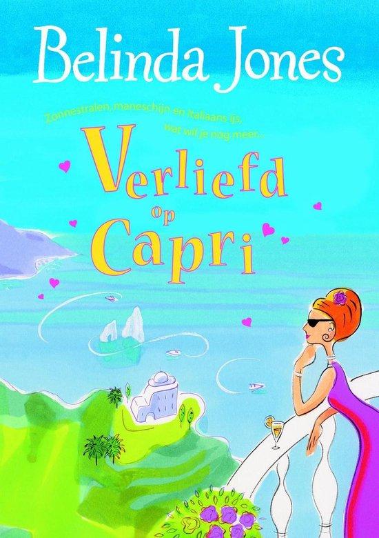 Verliefd op Capri - Belinda Jones  