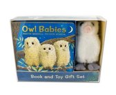 Owl Babies Book and Toy Gift Set
