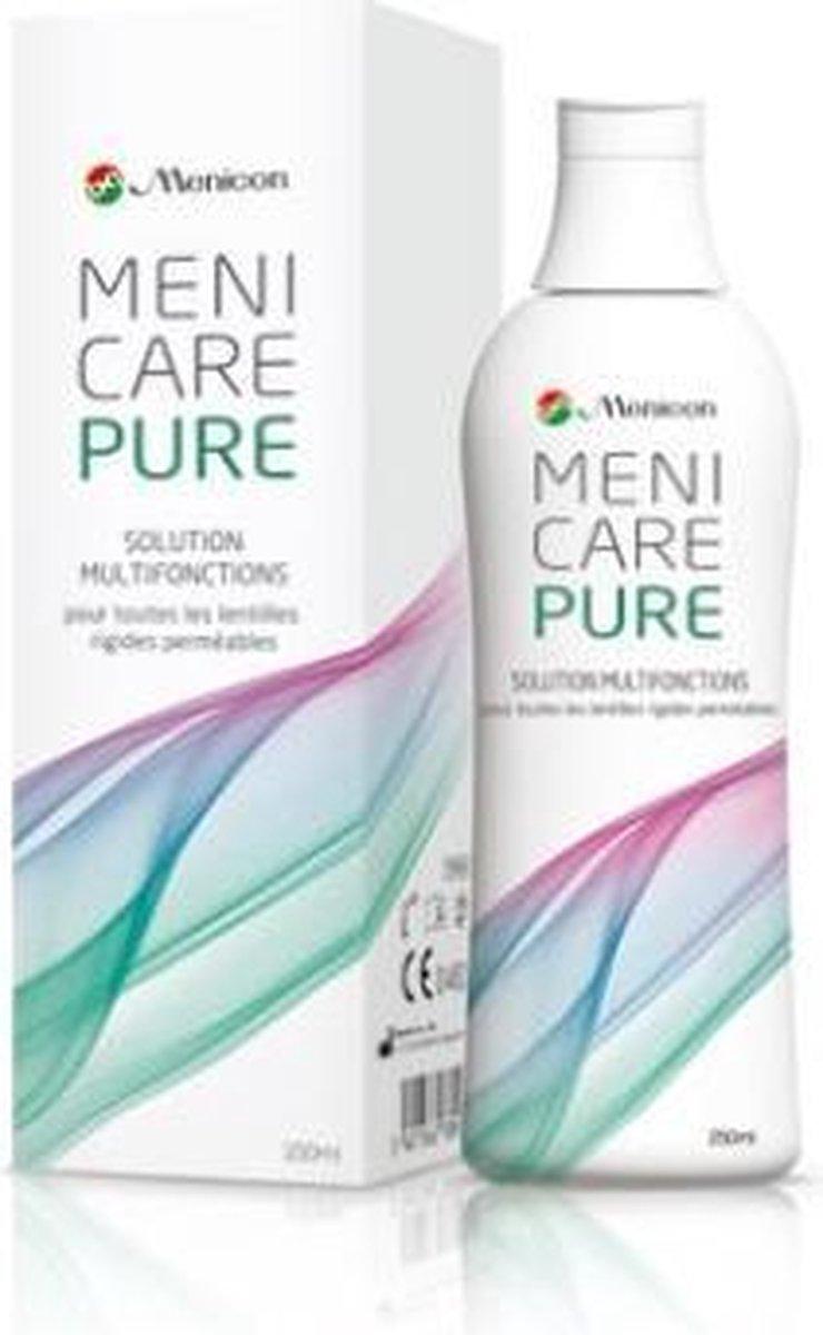 Menicare PURE - lenzenvloeistof   250ml