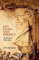 Een kaart van Berbice