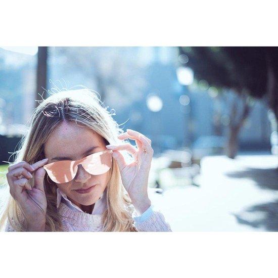 Ocean Sunglasses - GENOVA - Unisex Zonnebril groen - Ocean Sunglasses