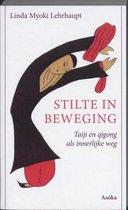 Boek cover Stilte in beweging van L.M. Lehrhaupt (Paperback)