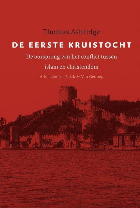 Cover van het boek 'De eerste kruistocht'
