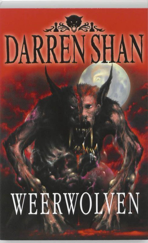 Weervolven - Darren Shan pdf epub