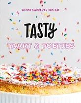 Omslag Tasty Taart en Toetjes