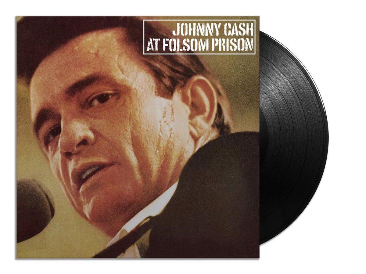 At Folsom Prison (LP) - Johnny Cash