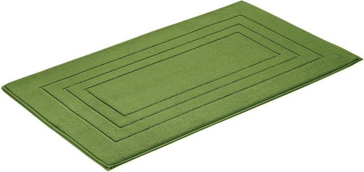 Vossen Badmat Groot Feeling - Basil Green 67x120 - Vossen