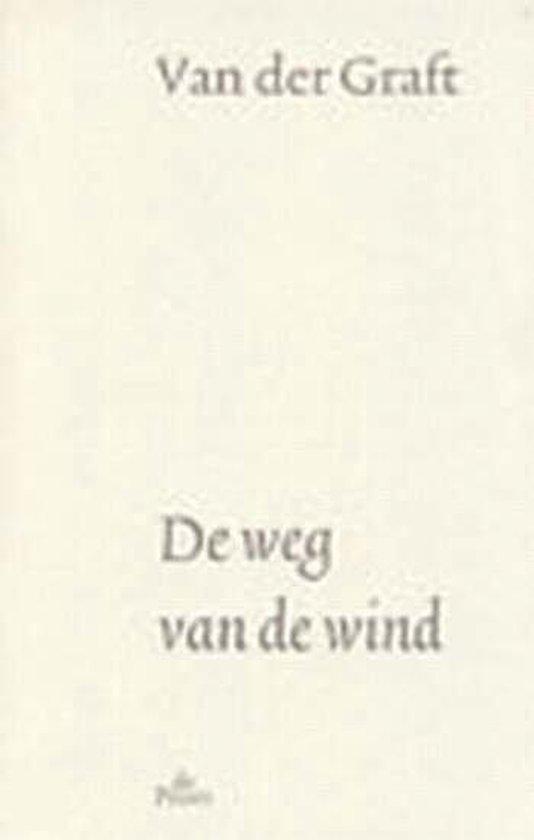 Boek cover De Weg Van De Wind van Guillaume van der Graft